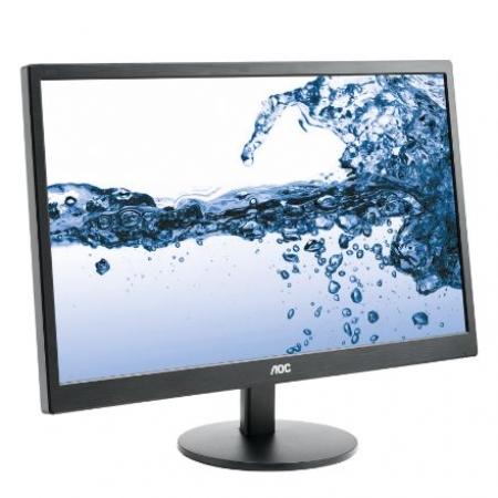 "21.5"" AOC e2270SWDN display"